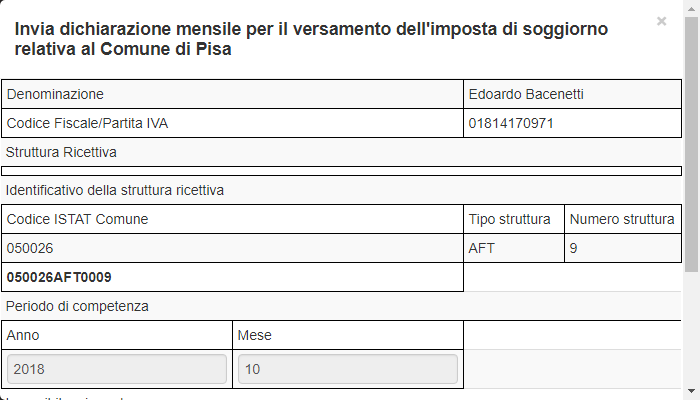 Pisa – Imposta di Soggiorno | WebCheckIn